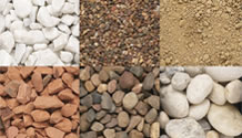 Decorative Pebbles and Gravels