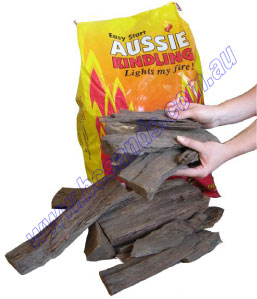 Kindling 'Aussie' 10kg (larger pieces)
